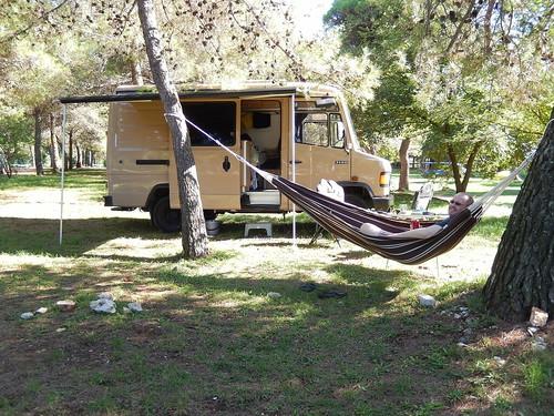 Camping Borik bij Zadar