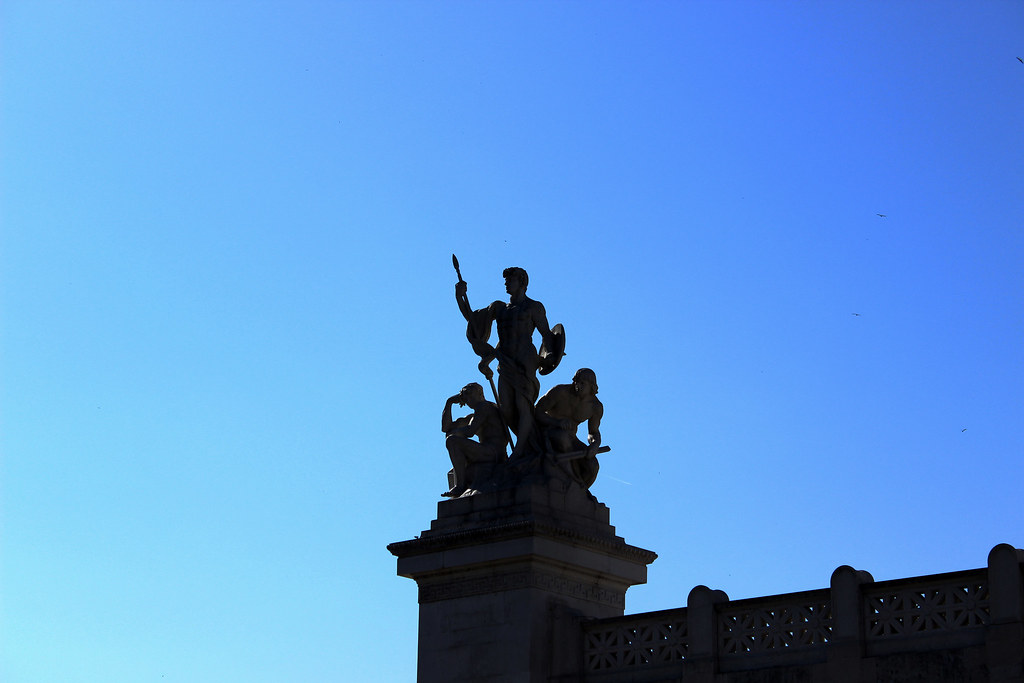 Streets of Rome   Raissa Albuquerque   Flickr