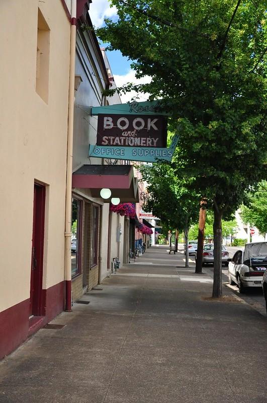 Downtown Roseburg