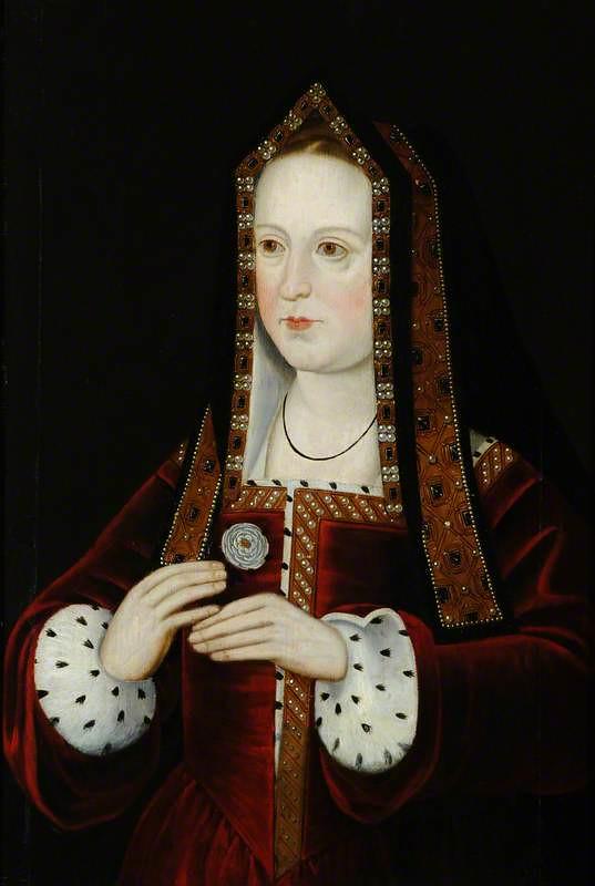 Queen Elizabeth of York, Wife of Henry VII, Mother of Henry VIII