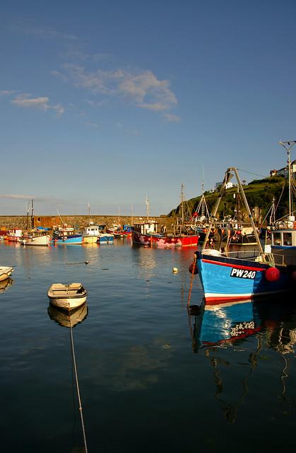 Cornish summer