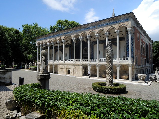 Istanbul Archaeology Museum by bryandkeith on flickr