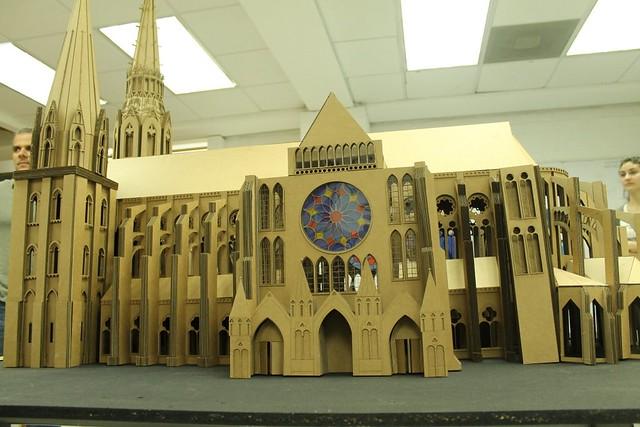 Notre Dame, en Arquitectura