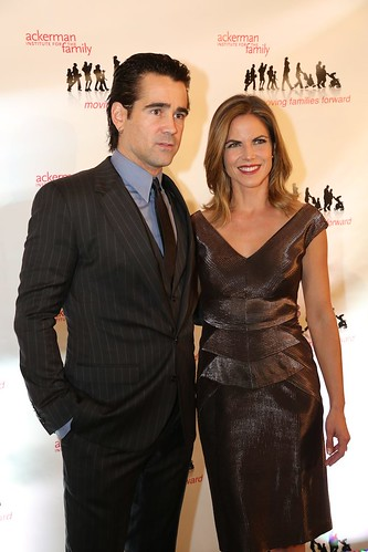 Colin Farrell / Natalie Morales | by Moving Families Forward