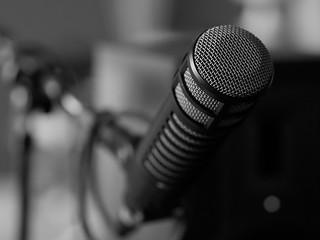 Studio Microphone | by smaedli