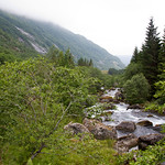 7 viajefilos en Noruega, Bondhusbreen 02