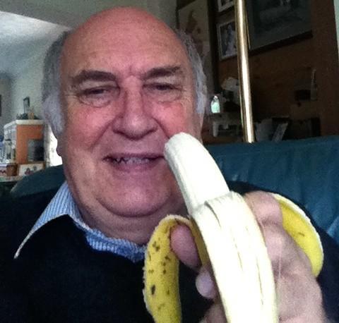 134-365 (Year 8) A banana