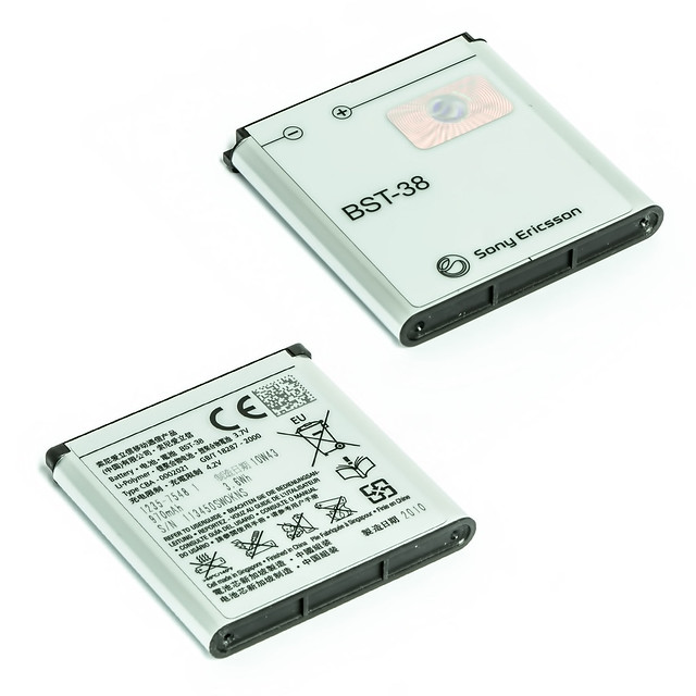 GENUINE-SONY-ERICSSON-BATTERY-BST-38-NEW-ORIGNAL-OFFICIAL-970mAh-NEW