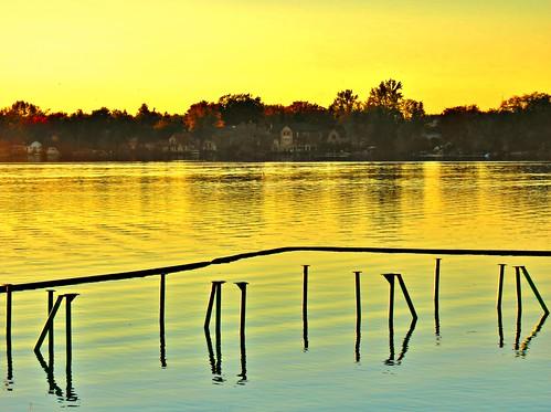 sunset ontario canada richmondhill oakridgesmoraine lakewilcox lakewilcoxpark