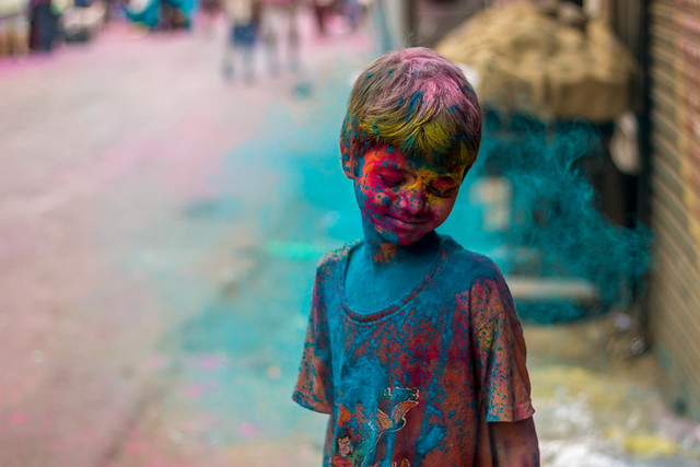 Life is Colorful !