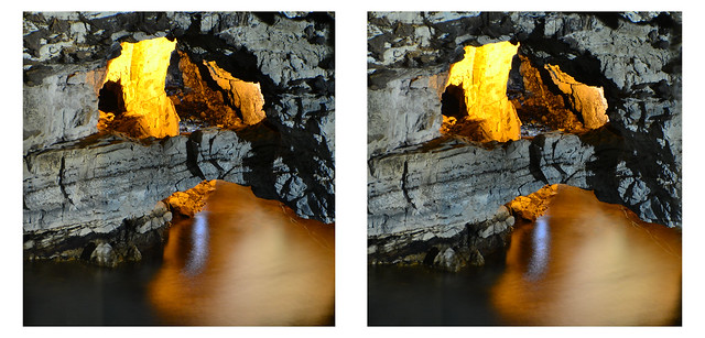 3D Smoo Cave Inner Chamber