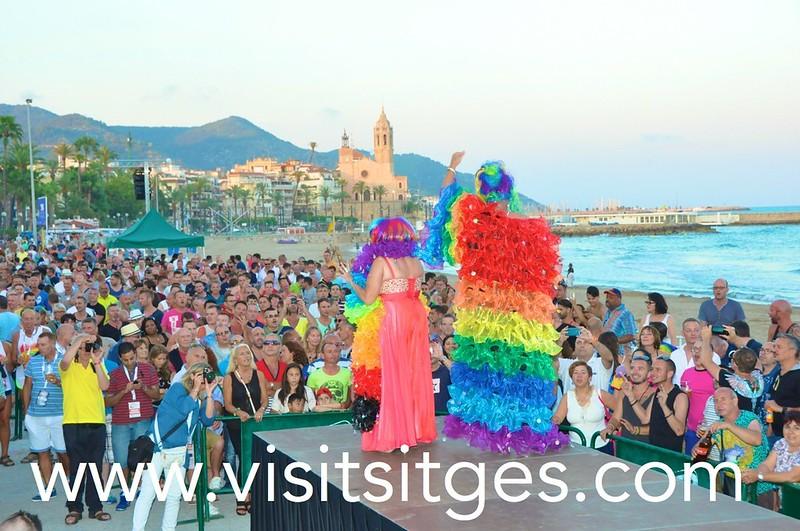 Sitges Gay Pride 2021