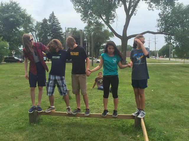 NSLC Engineering: Team Challenge July 24, 2015