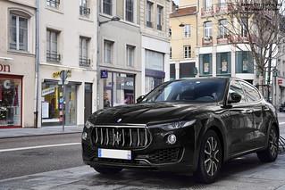 Maserati Levante | by Alexandre Prevot