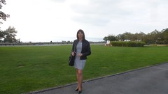 Lausanne - Esplanade de Montbenon