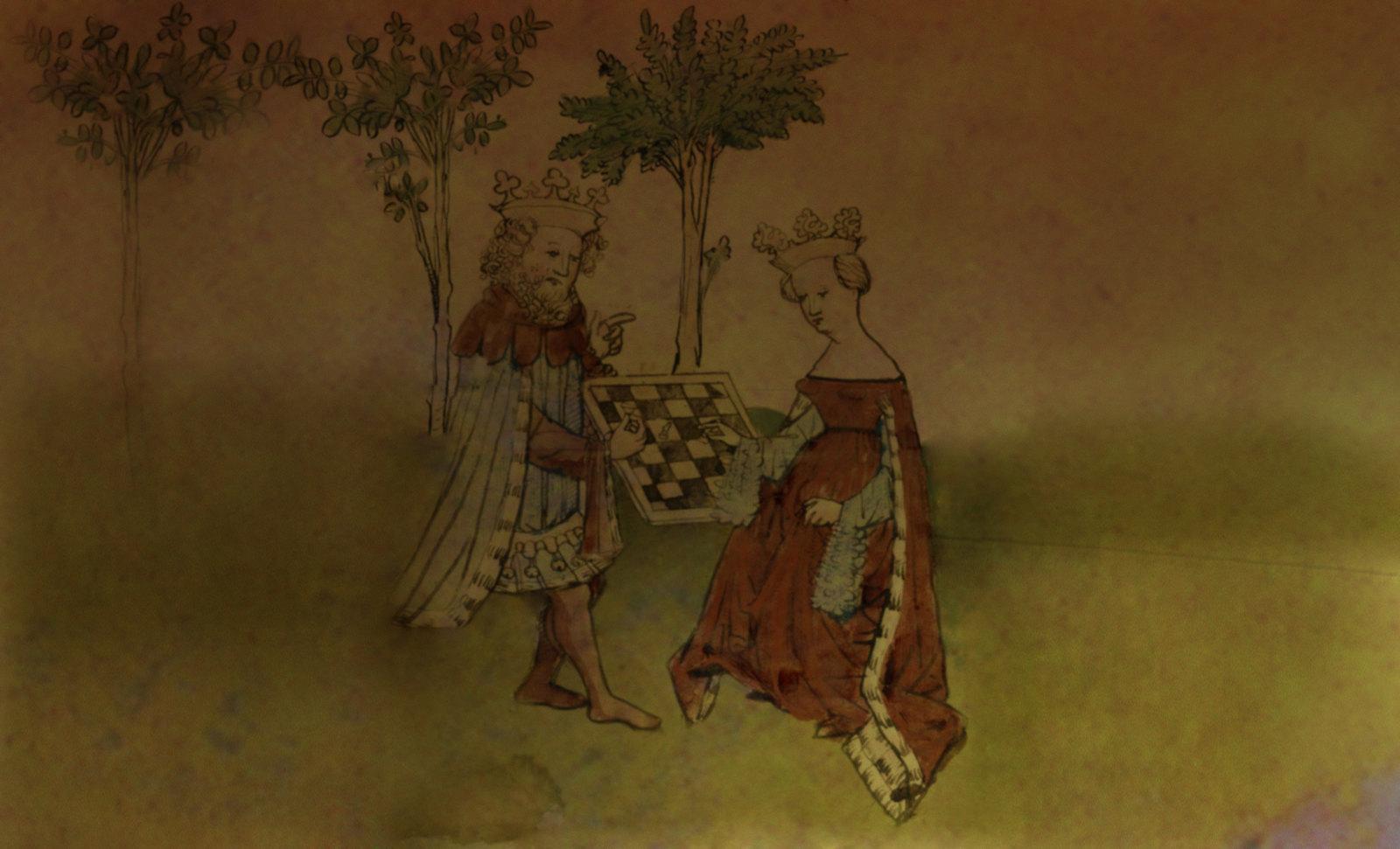 Iconografía del medievo / Colección de alegorías y símbolos