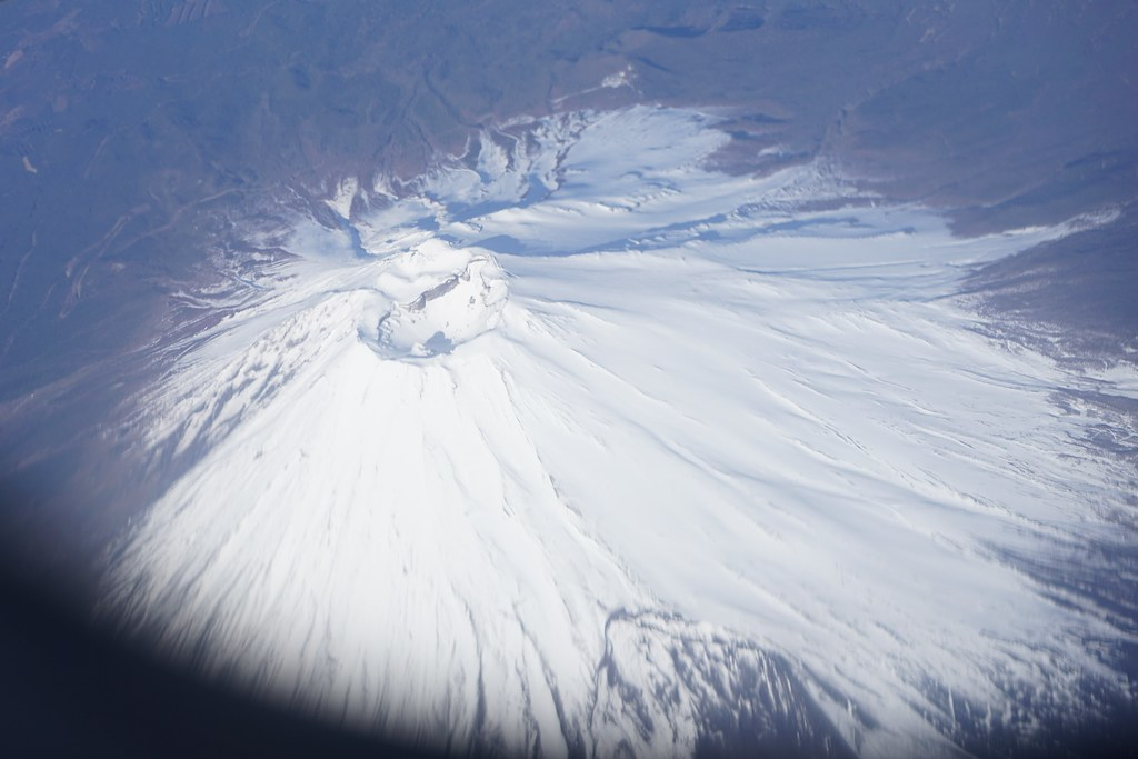 tiger air Taiwan富士山