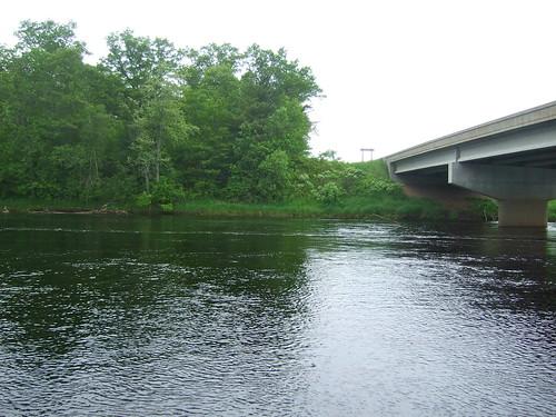 bridge wisconsin river bruce 8 hwy chippewa
