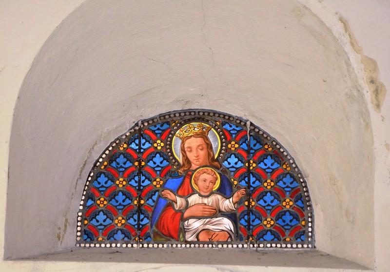 Vitrail Chapelle latérale