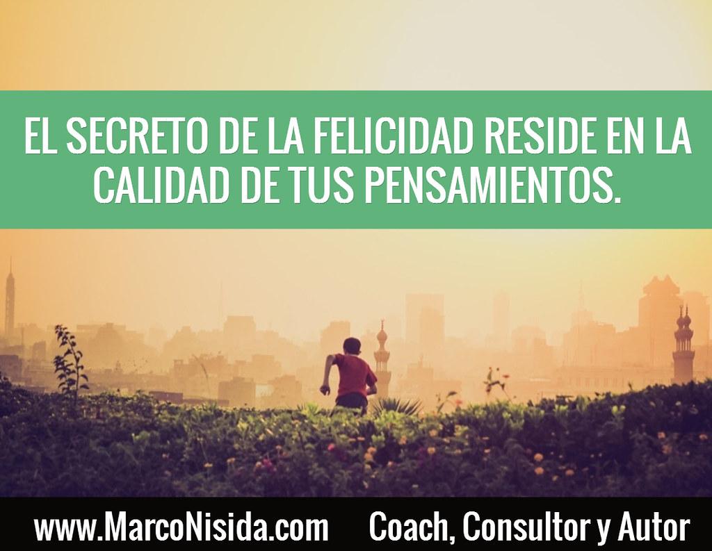 Frases De Motivacion Secreto Felicidad Frases De Motivac