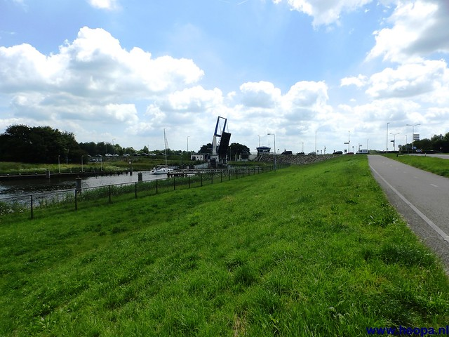 12-06-2014 Dronten Roggebotzand  20 Km (40)