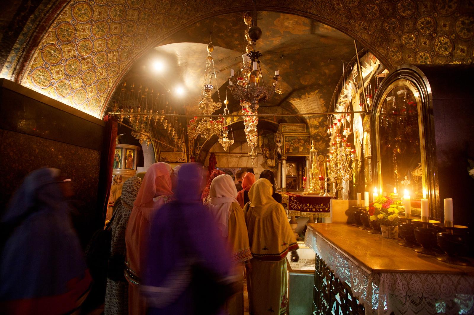 Jerusalem_Holy Sepulcher_4_Noam Chen_IMOT