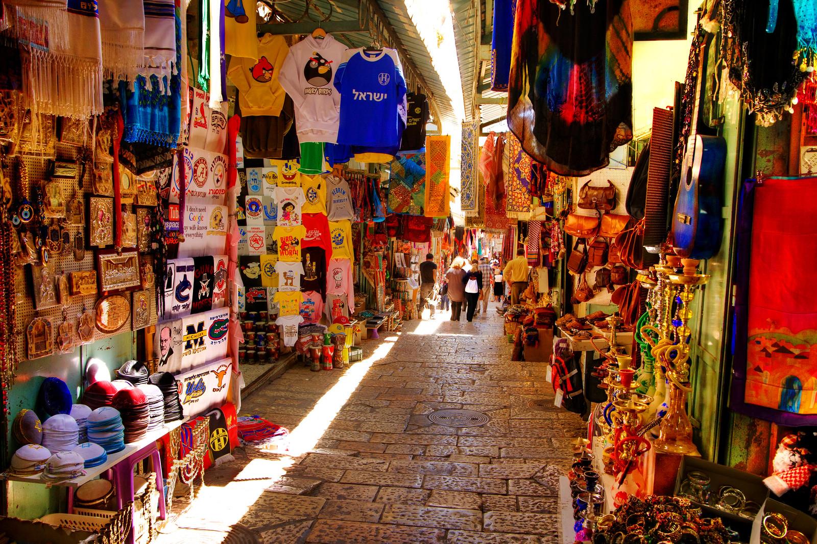 Jerusalem_Old City market_6_Noam Chen_ IMOT
