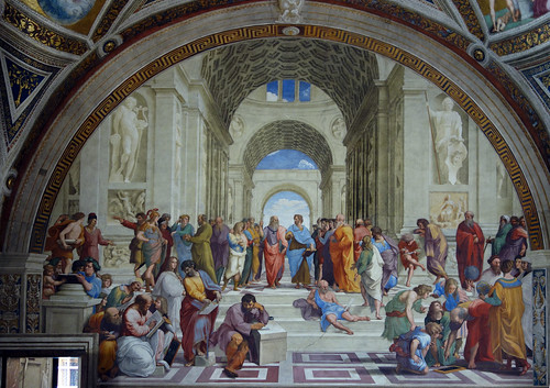 Raphael, School of Athens | by profzucker