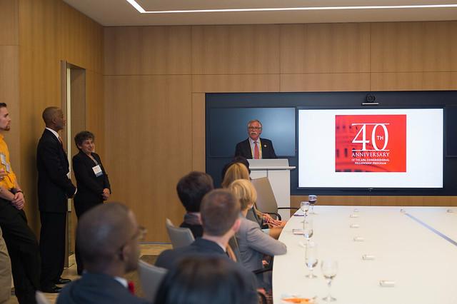 APA Congressional Fellowship Program 40th Anniversary