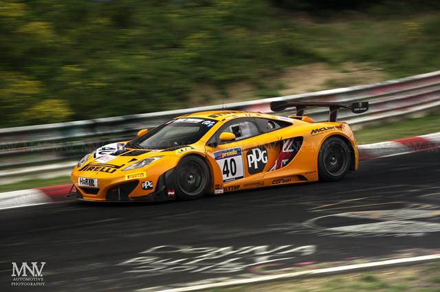 MP4 GT3 - VLN Nurburgring