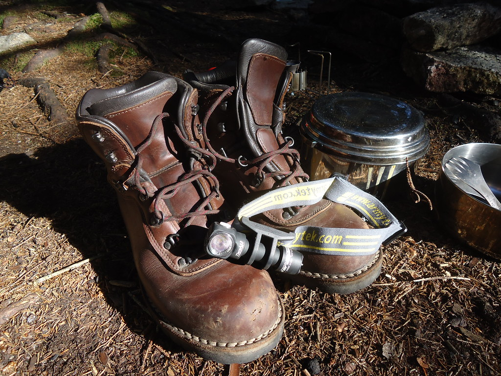 a4c6f00531d Armytek Tiara and Alico Summit Hiking Boots | Mark Hanlen | Flickr