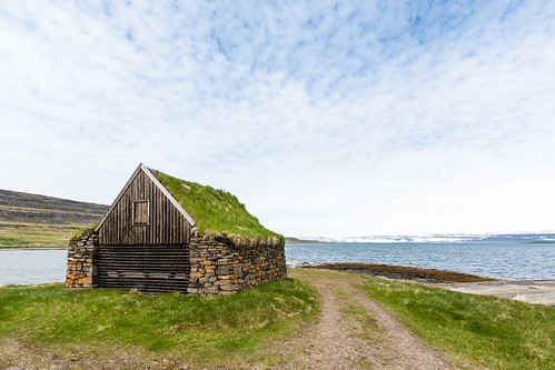 Icelandic Stone House | by Wolfhowl