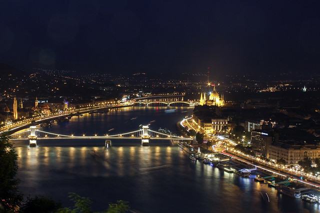 Budapest - view from the citadel 2014.07.07. 14