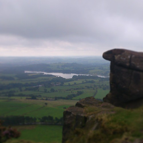 Tittesworth Reservoir from #theroaches #Staffordshire | by Steve_Mc