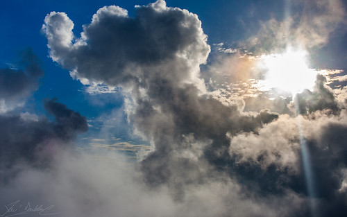 Above The Clouds (A64) | by Darblanc ( http://darblanc.com )