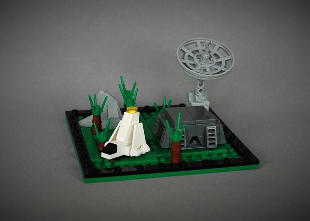 Mini Endor - tabletop version