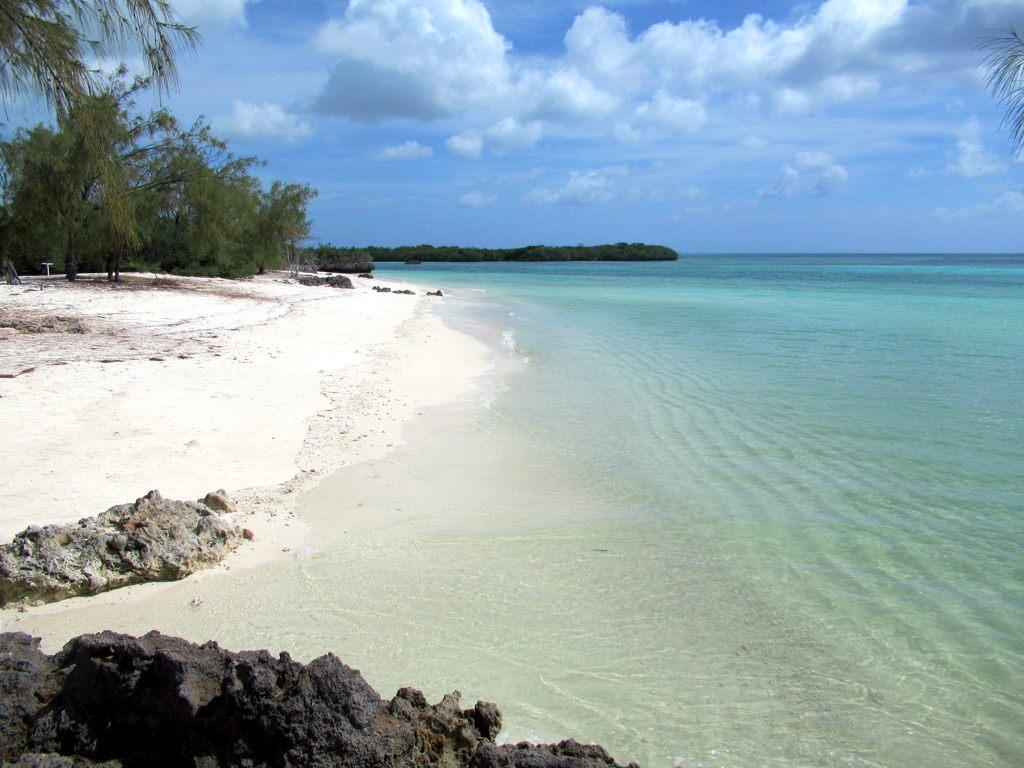 Picard Island Beach
