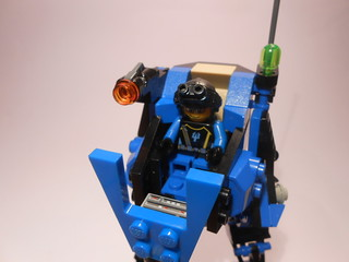 Mongoose Scout Walker | by TheHunBear