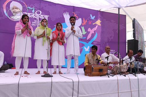 Devotional song by Kajal and Saathi from Seoni, Madhya Pradesh