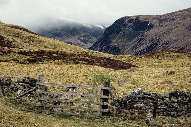 Glen Taitneach, Scotland