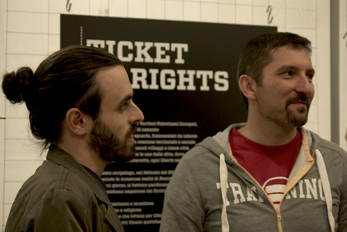 Ticket to Rights | by ¡NO MÁS!