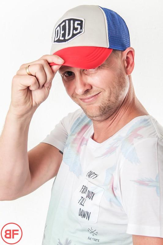 DJ Bernard Sommer