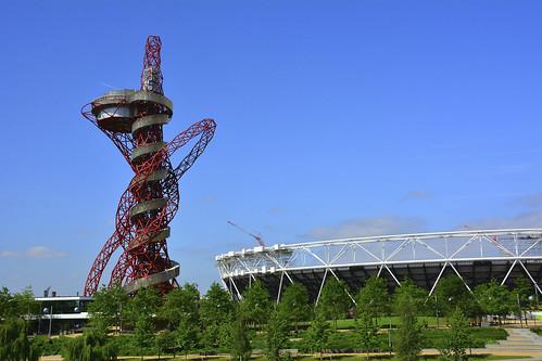 The Arcelor Mittal Orbit Tower