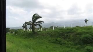 Driving through Honduras. Music: Queen Bitch - David Bowie.