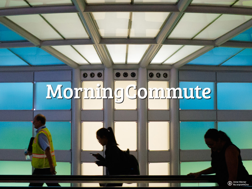 #FlickrFriday: #MorningCommute | Make a different experience of your daily commute, find something new on the road and share it with us in the Flickr Friday group.