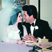 NEWLYWEDS PRICILLA ELVIS PRESLEY