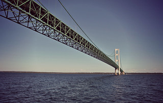 Mackinaw Bridge | by Ceyhun Jay Isik