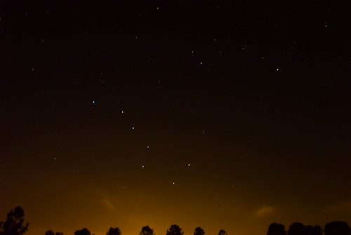 virginia nightsky bigdipper stargazing littledipper virginiastatearboretum