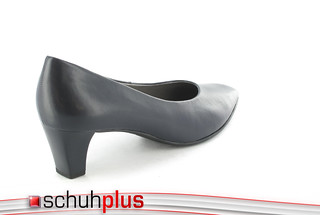 Gabor Stiefelette in Übergrößen große Damenschuhe Grau XXL