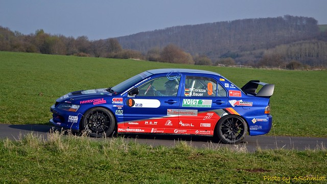 Team Corazza Hessen Rallye 2012